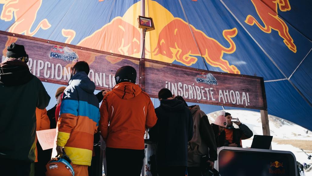 Branding Red Bull Home Run Formigal