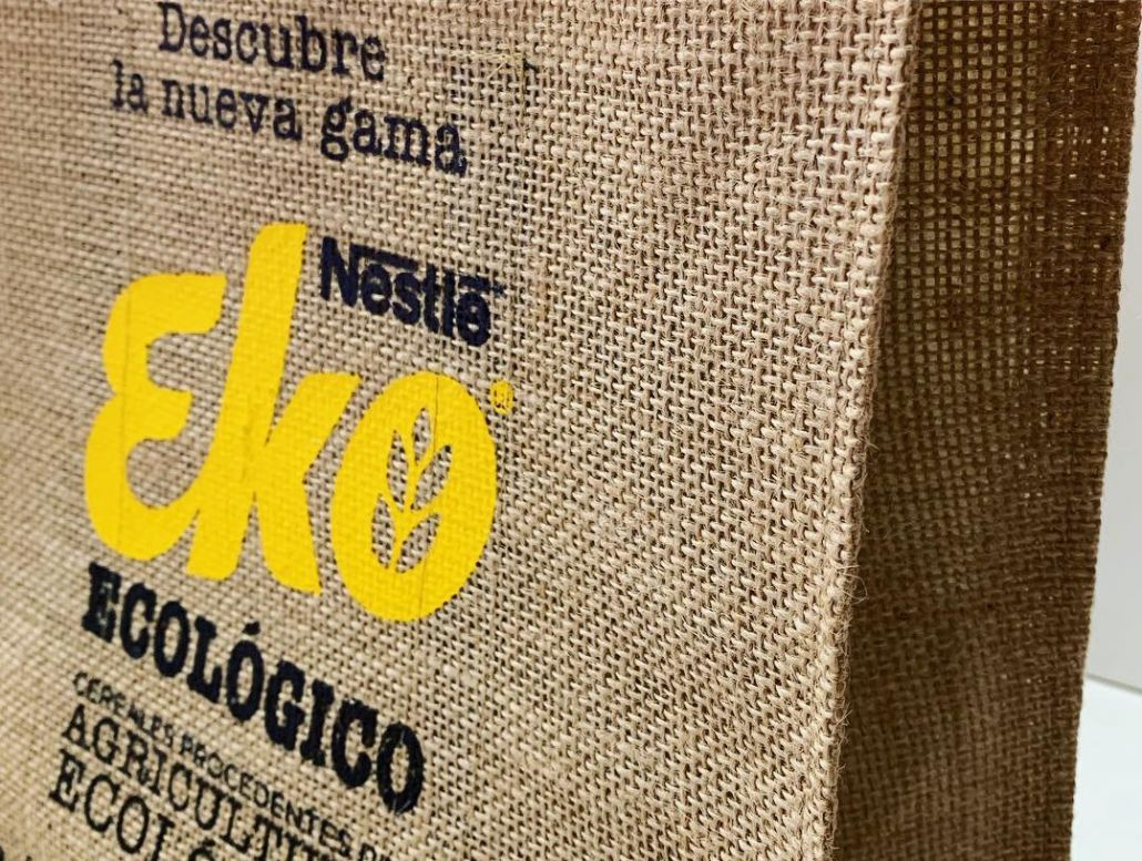 Bolsa Eko Nestle