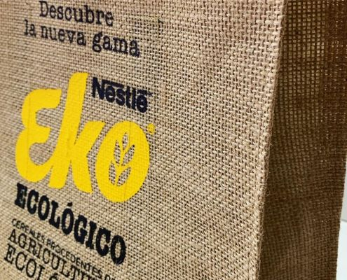 Eko Nestle bag