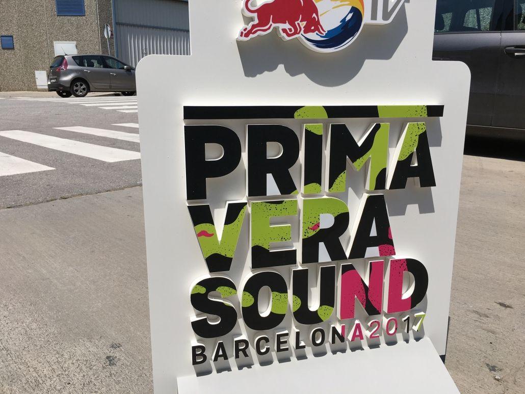 Red Bull Primavera Sound