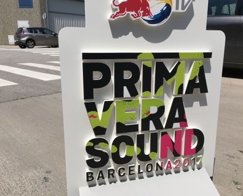 Red Bull Primavera Sound